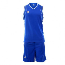 Style4Sport Royal/white basketball uniform