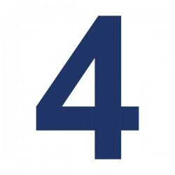 Number 24 cm
