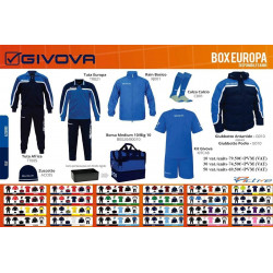 Givova   Box Europa