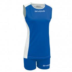 Volleyball uniform Givova Piper
