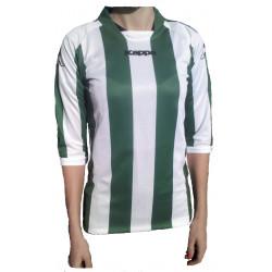 Striped fan - match jersey