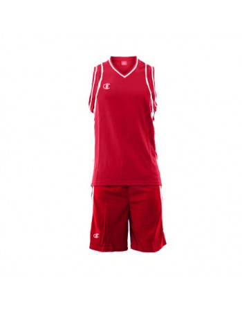 Style4Sport Red/white basketball uniform