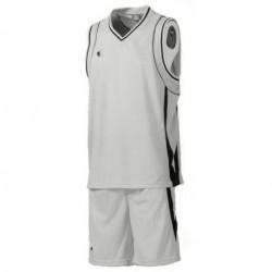 Style4Sport White/black basketball uniform
