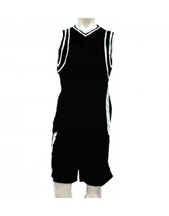 Style4Sport Black/white basketball uniform